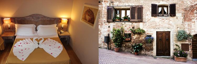 3, 4 o. 7 ÜN in der Toskana im 4* Hotel inkl. Halbpension, SPA, Olivenölverkostung ab 179€ p.P.