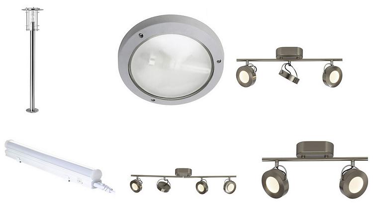 AEG Brilliant Lampen & Leuchten Sale mit bis zu 65% Rabatt bei vente privee   z.B. Brilliant Kimber LED 3W für 55,90€ (statt 73€)