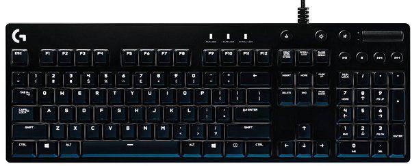 Logitech G610 Orion Brown Gaming Tastatur für 44€ (statt 95€)