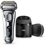 Braun Series 9 9296cc – Elektrischer Rasierer mit Reinigungsstation für 235,99€ (statt 287€)