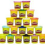 20er Pack Play-Doh A7924EU6 – Super Farbenset für 9,99€ (statt 14€)