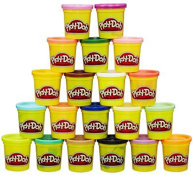 20er Pack Play Doh Farbenset für 9,99€ (statt 15€)