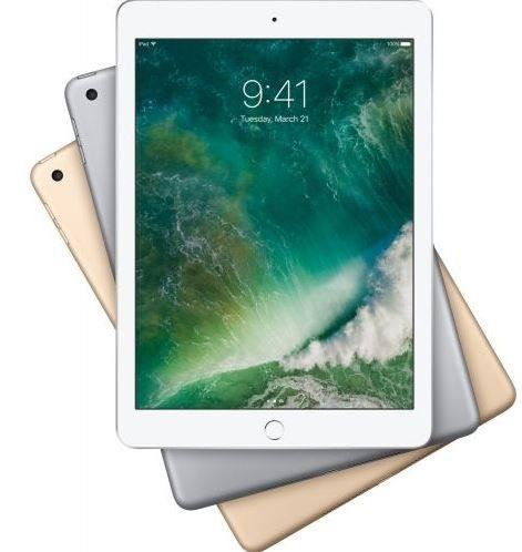 Apple iPad 2017   Wi Fi 32 GB für 349,90€