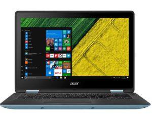 ACER Spin 1   13,3 Zoll Touchscreen Convertible mit Office 365 für 274€
