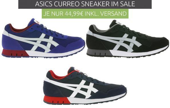 asics Curreo Herren Sneakern für je 39,99€