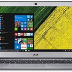 ACER Swift 3 – 14″ Notebook mit Core i3, 4GB RAM + 128GB SSD für eff. 479€