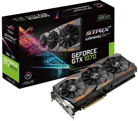 ASUS ROG Strix GeForce GTX 1070 8GB GDDR5 inkl. Assassins Creed: Origin für nur 423,99€
