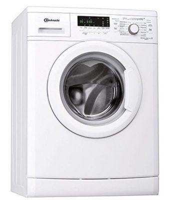 Bauknecht WAK 81   Waschmaschinen Frontlader für 8KG mit max. 1.400U/min für 299€ (statt 437€)