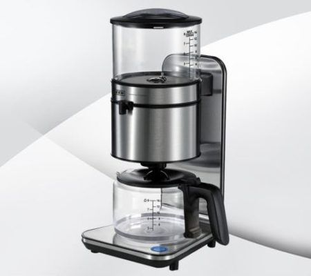 BEEM Café Premium 4 Joy V2 Edelstahl   konventionelle Kaffeemaschine für 49,99€