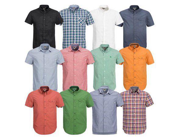Timberland Herren Kurzarm Shirts für je 20,99€ (statt 27€)