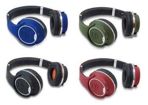 Conceptronic Bluetooth Kopfhörer mit integriertem MP3 Player & UKW Radio für 17,99€ (statt 28€)