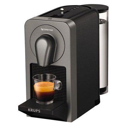 Krups XN 410 Nespresso Kaffeemaschine für 99€ (statt 113€)