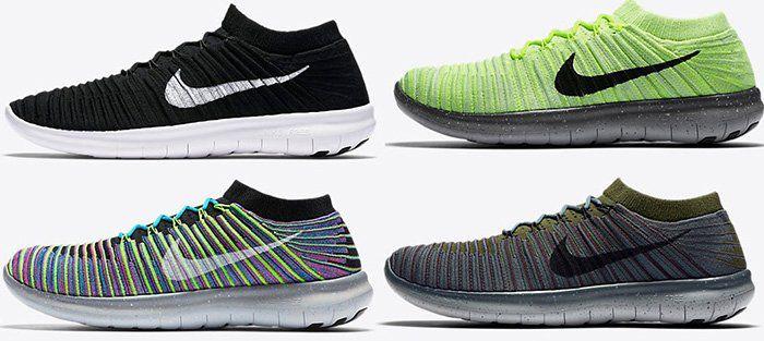 Nike Free RN Motion Flyknit Laufschuhe für je 59,99€ (statt 100€)