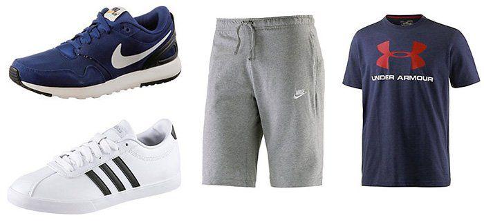 Großer SportScheck Sale + keine Versandkosten + 10€ Code  z.B. adidas Courtset Sneaker für 50€ (statt 58€)
