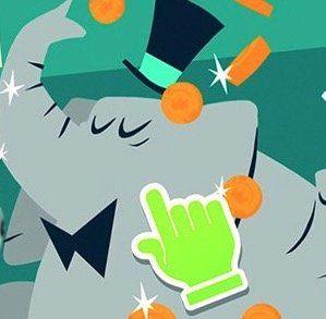1 Tipp Lotto 6 aus 49 + 30 Rubbellose Elefant für 0,50€   nur Neukunden