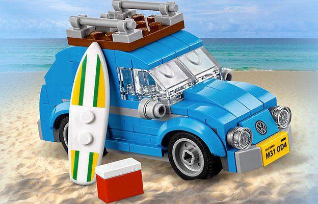 Gratis Lego Mini Käfer (Wert 23€) ab 40€ Bestellwert im Lego Shop