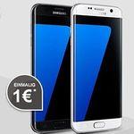 Samsung Galaxy S7 Edge + Telekom Magenta Mobil XS Friends 1GB LTE für 29,95€ mtl. + 100€ Cashback