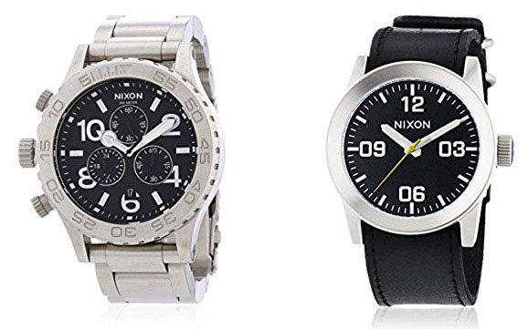 Swatch und Nixon Uhren Sale + VSK frei für Primer   z.B. Nixon The Time Teller (A045) für 64,99€ (statt 89€)