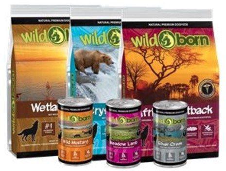 1,5kg Wildborn Hunde Trockenfutter + 1,2kg Dosenfutter für 7,44€ + Gratis Artikel