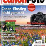 6 Ausgaben Canon Foto für effektiv 47,94€