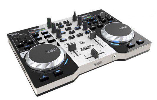Hercules Instinct S DJ Control mit LED Party Licht für 49,95€ (statt 85€)