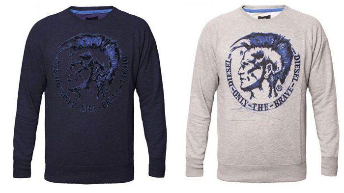 Diesel Scentyn Herren Sweatshirts für je 24,90€