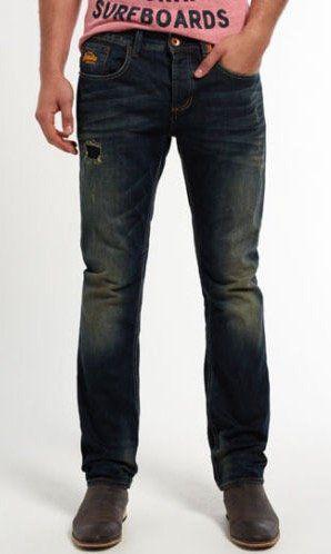 Superdry Damen und Herren Jeans viele Modell für je 34,95€