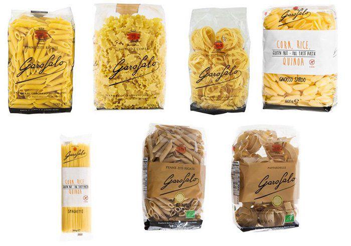 Garofalo Nudel und Pasta Sale bei vente privee   z.B. 16 Beutel Penne Ziti Rigate ab 23€ (statt 32€)