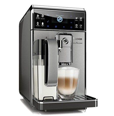 Saeco GranBaristo HD8975/01 Kaffeevollautomat mit Keramik Mahlwerk für 709,99€ (statt 856€)