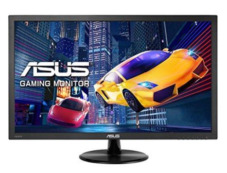 Asus VP278H   27 Zoll Full HD Monitor mit 1ms für 165€ (statt 194€)