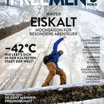 4 Ausgaben Free Men's World für 23,20€ + 15€ Verrechnungsscheck