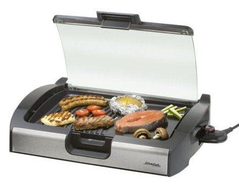 Steba VG 200 Barbecue Elektrogrill für 53,99€ (statt 66€)