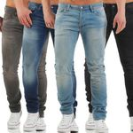 Jack & Jones Glenn Dash Indigo Jeans (Kollektion 2017) für 39,90€ (statt 50€)