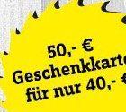 10€ Amazon Gutschein für Neukunden in dieser Kategorie