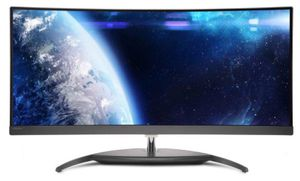 Philips Brilliance BDM3490UC   34 Zoll QHD Curved Monitor für 499€ (statt 665€)