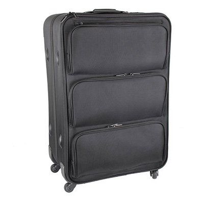 Travel Mate Reisekoffer mit versenkbarem Regalsystem für 39,12€ (statt 66€)