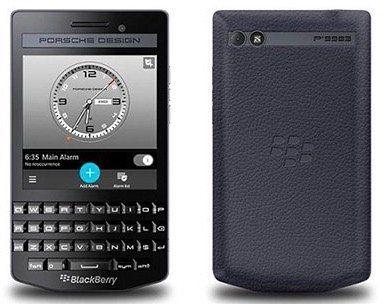 Blackberry Porsche Design P9983 für 244,71€ (statt 535€) dank Schubladenvertrag