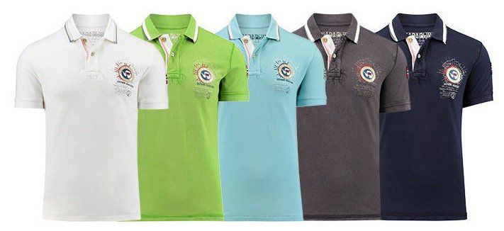 Napapijri Gandy New Poloshirts für je 69,90€ (statt 80€)