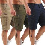 Jack & Jones Chop Cargo Shorts für 29,90€(statt 45€)