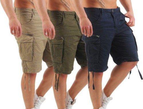 Jack & Jones Chop Cargo Shorts für 37,90€