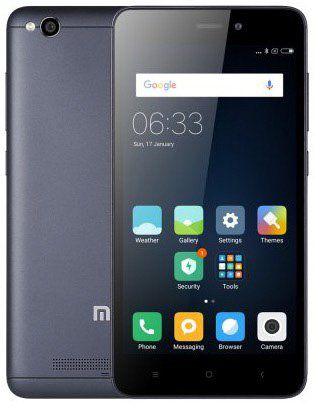 Xiaomi Redmi 4A   5 Zoll Smartphone als Global Version mit LTE Unterstützung für 98,28€ (statt 121€)