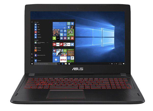 Asus FX502VM DM112T Gaming Notebook mit GTX 1060 für 799€ (statt 1.204€)