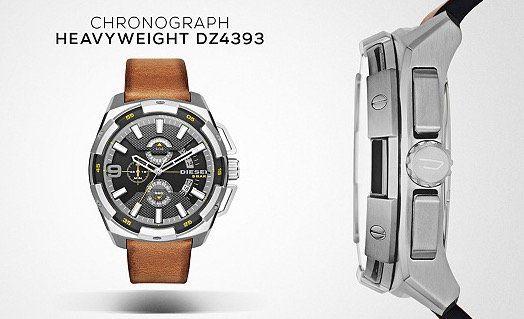 Günstige Diesel Uhren bei vente privee   z.B. Diesel Deadeye DZ4408 für 106€ (statt 159€)