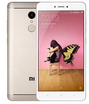 Xiaomi Redmi Note 4X   5,5 Zoll Full HD Smartphone als Global Version für 165,82€ (statt 207€)