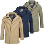 Timberland Mount Pierce – wasserdichter Freizeit-Coat für 44,99€ (statt 59€)