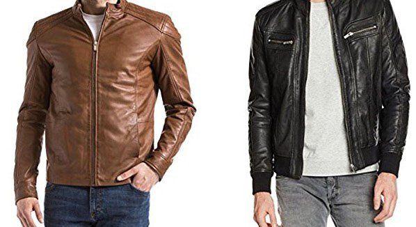 Special Leather Sale bei Amazon buyVIP + VSK frei für Primer   Lederjacken ab 115€