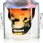 Sänger Schnapsglas-Set 6-teilig in Totenkopf-Optik für 14,99€ (statt 25€)