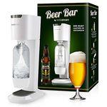 SodaStream Genesis Wassersprudler + 1 Liter Bier-Sirup (für 3L Pils) für 59,90€ (statt 80€)