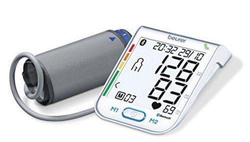 Beurer BM 77 Oberarm Blutdruckmessgerät mit Bluetooth für 71,09€ (statt 92€)