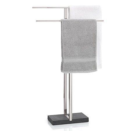 Blomus Menoto Handtuchständer aus Edelstahl für 76,39€ (statt 95€)